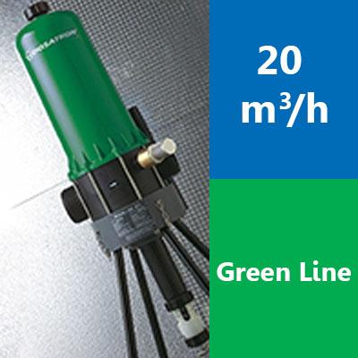 Gamme 20 m3/h – D20 Green Line